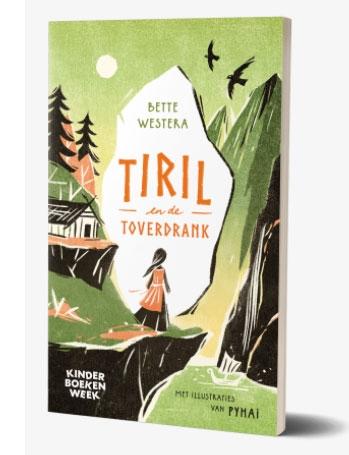kinderboekenweekgeschenk 2021 - Bette Westera